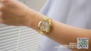 นาฬิกา Julius JA-796 สายสแตนเลส สีทอง-เงิน ผู้หญิง รุ่นใหม่ มีบริการเก็บเงินปลายทาง
