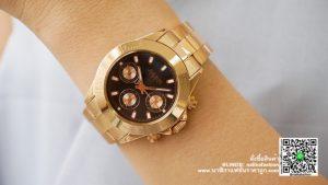 นาฬิกา Julius JA-796 สายสแตนเลส สีพิ้งโกล ผู้หญิง รุ่นใหม่ มีบริการเก็บเงินปลายทาง